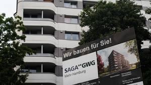 Die Saga ist der größte Vermieter in Hamburg