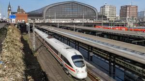 Der Hamburger Hauptbahnhof