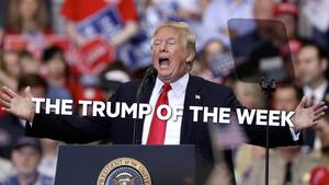 Donald Trump: The Trump Of The Week