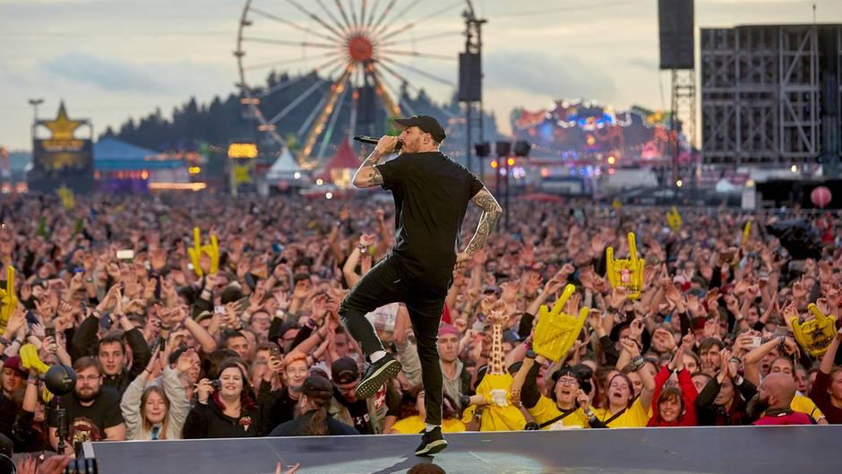 Schwache Besucherzahlen Bei Rock Am Ring Schuld Ist