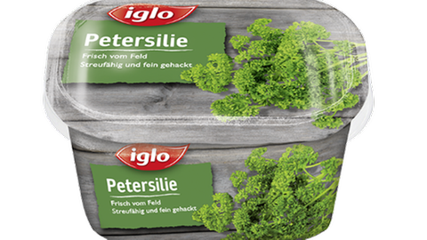 Iglo Petersilie