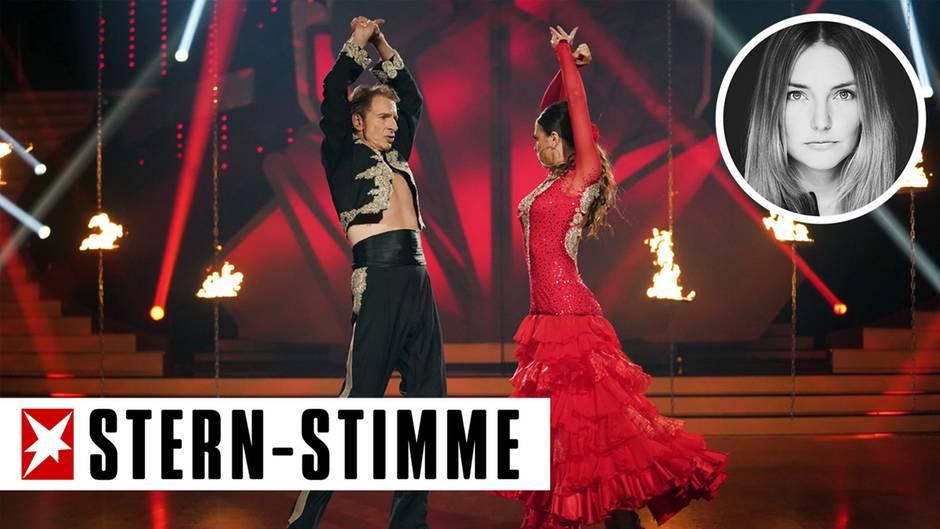TV-Kritik zu Let's Dance bei RTL
