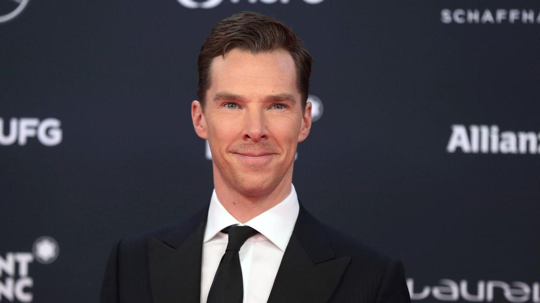 Benedict Cumberbatch auf einer Gala (Roter Teppich)