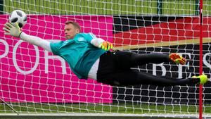 Fit genug für die WM? Manuel Neuer muss sich gegen Österreich beweisen