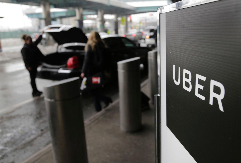 Uber-Fahrer erschießt einen Passagier