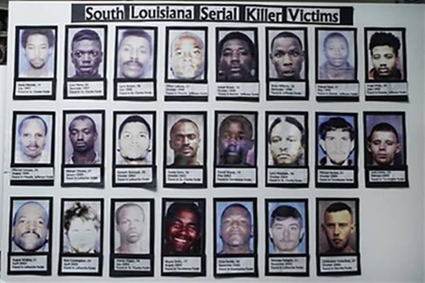 Die allermeisten Opfer von Ronald Joseph Dominique waren Afroamerikaner