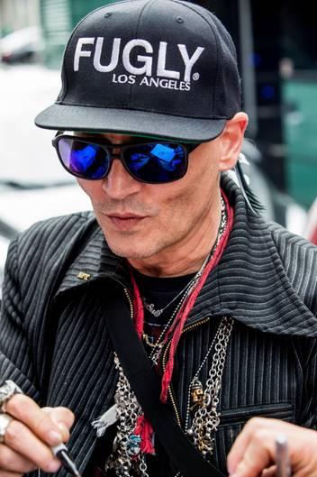 Johnny Depp Seine Optische Verwandlung Sternde