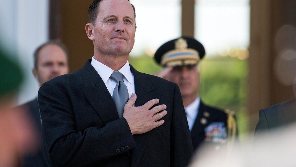 Bundesregierung will Aufklärung über Äußerungen von US-Botschafter
