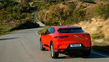 Jaguar I-Pace 400 AWD - 200 km/h schnell