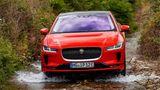 Jaguar I-Pace 400 AWD - die beiden Antriebsmotoren leisten jeweils 147 kW / 200 PS