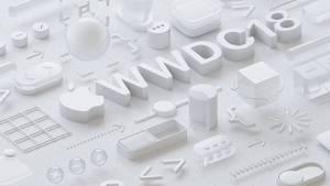 WWDC 2018: Die Einladung zu Apples Messe zeigt viele dreidimensionale Objekte