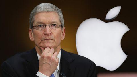 Apple Tim Cook iPhone EU