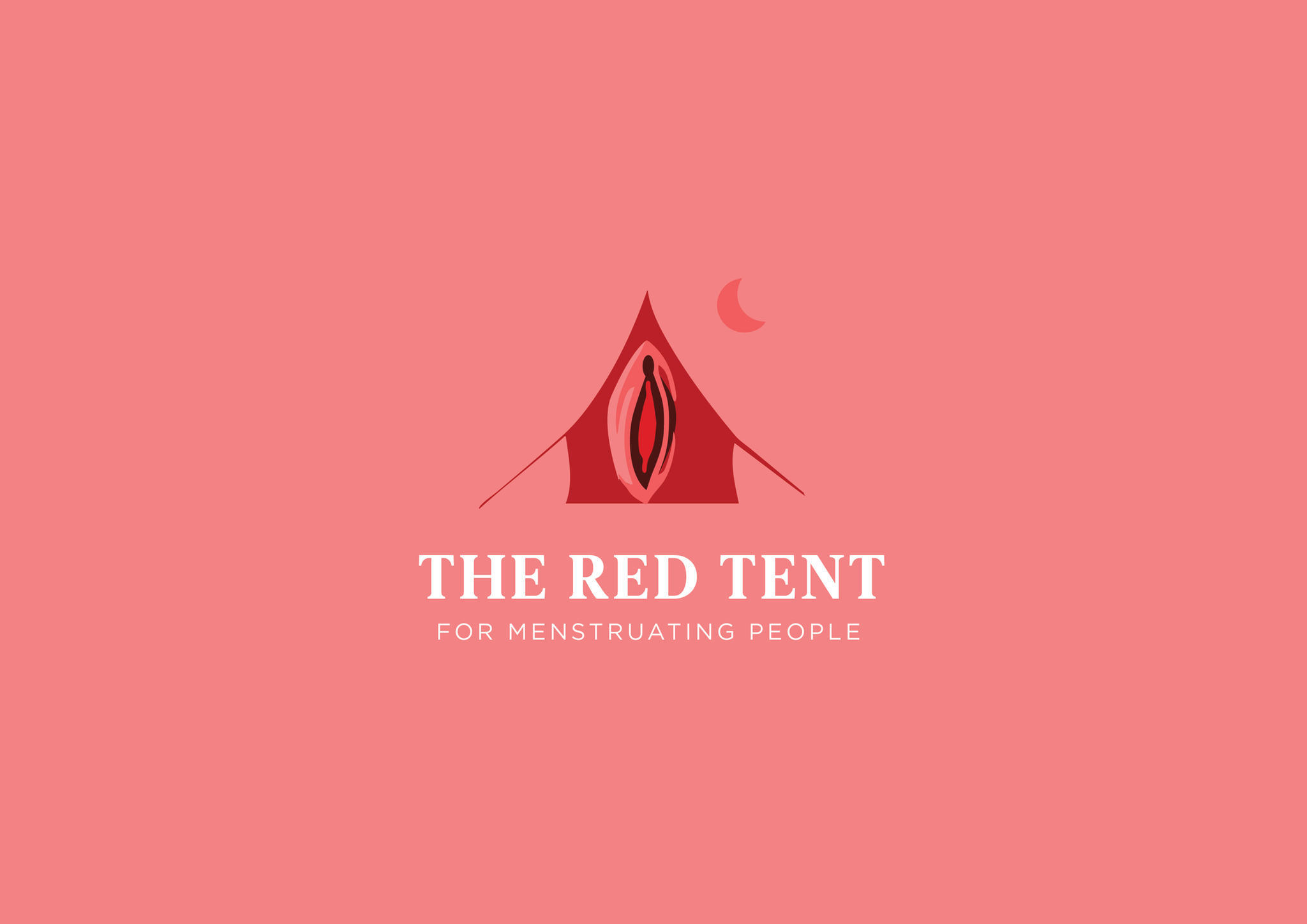 """The Red Tent"""" Menstruationszelte auf deutschen Festivals"""