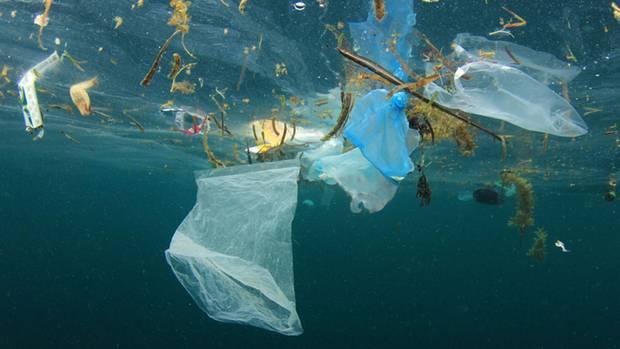 Die Vermüllung der Weltmeere, insbesondere durch Plastikabfall, nimmt dramatische Ausmaße an.