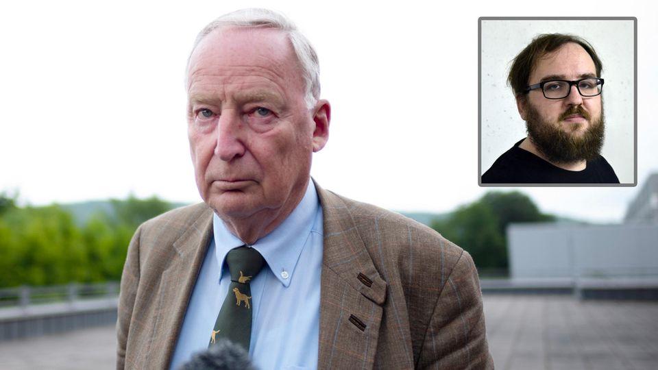 """""""Ihm sind die Opfer schlicht egal"""": Historiker erklärt, was Alexander Gauland wirklich bezwecken will"""