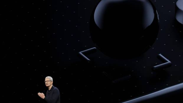 Apple WWDC uiOS 12 iPhone macOS Tim Cook
