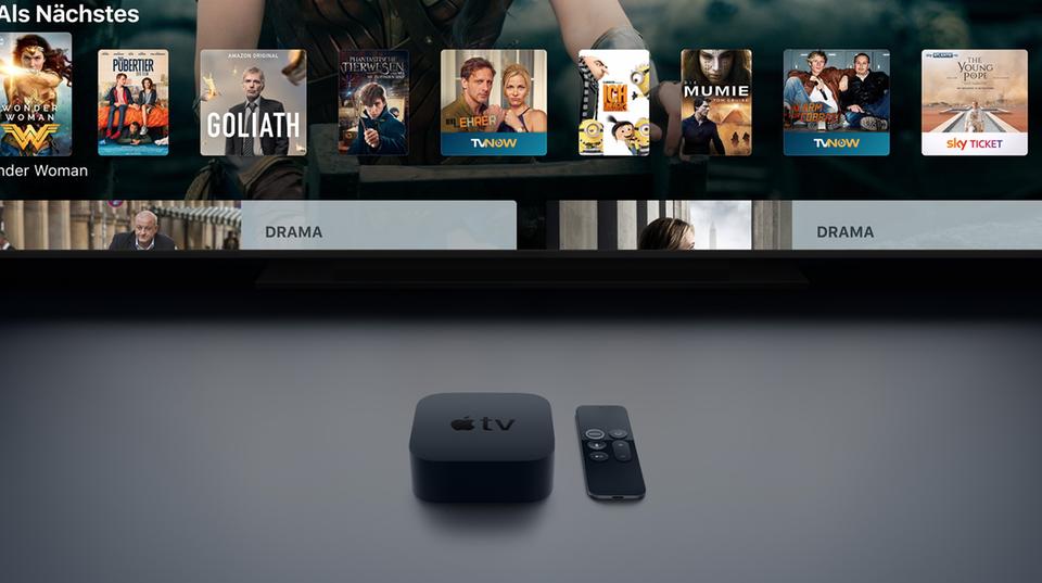 Dolby Atmos: Das Apple TV unterstützt nun 3D-Ton - und ist auf einen Schlag die beste Streaming-Box