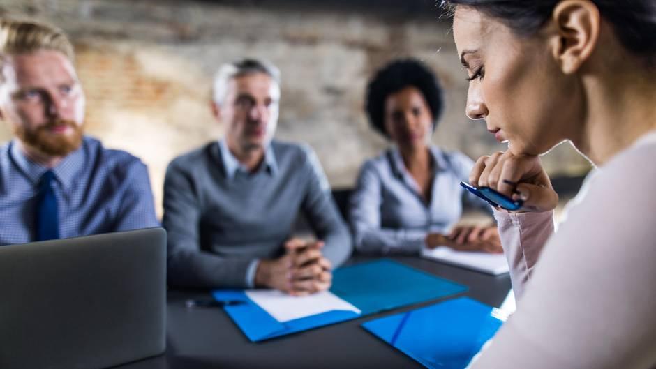 Bewerbung Im Job Diese Frage Nervt Im Bewerbungsgespräch Am Meisten