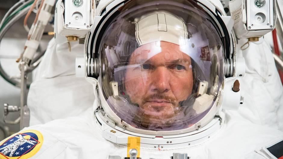 Alexander Gersts Reise zur International Raumstation (ISS)