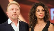 """Boris und Lilly Becker: hier bei einem gemeinsamen Auftritt bei der ARD-Sendung """"Paarduell"""" Anfang 2017"""