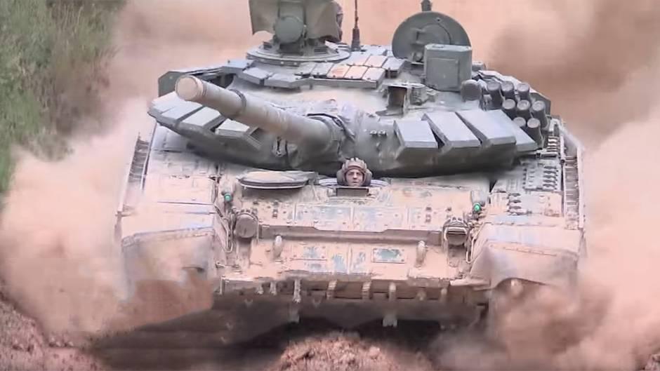 T-72 und T-80: So sehen Russlands modernisierte Kampfpanzer aus