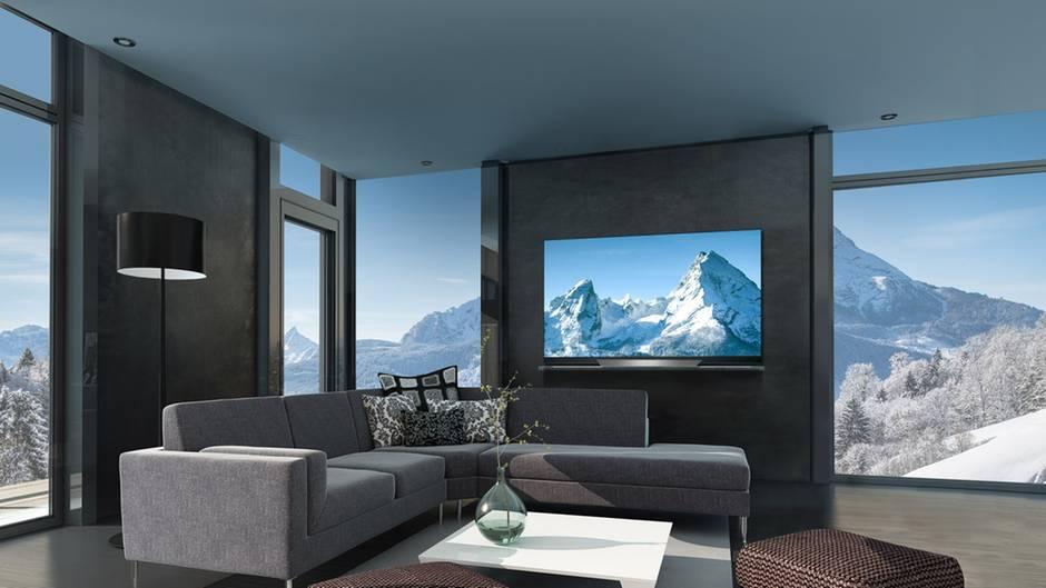fernseher von samsung sony und lg die besten modelle ab 400 euro. Black Bedroom Furniture Sets. Home Design Ideas