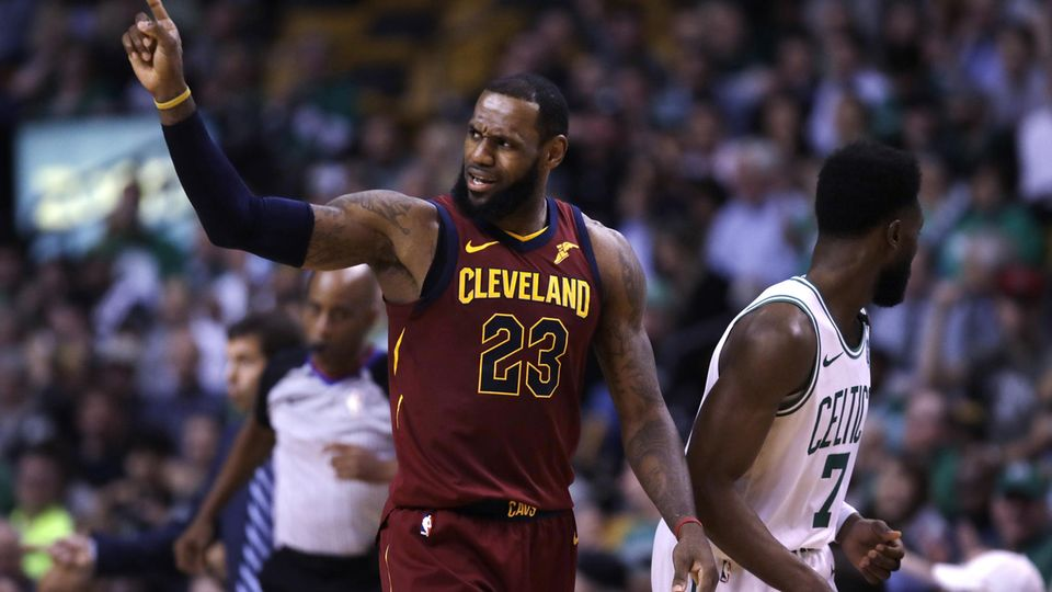 NBA-Star LeBron James äußert sich gegen Donald Trump