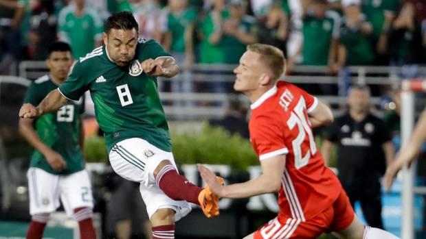 Marco Fabian Mexiko