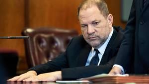 """Harvey Weinstein plädiert auf """"nicht schuldig"""""""