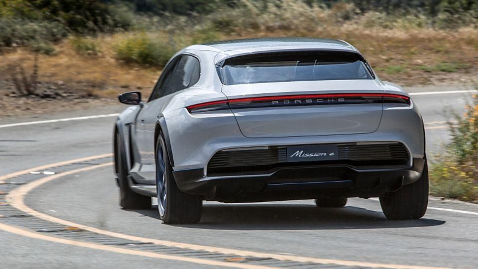 Der Schwerpunkt liegt tiefer als beim Porsche 911