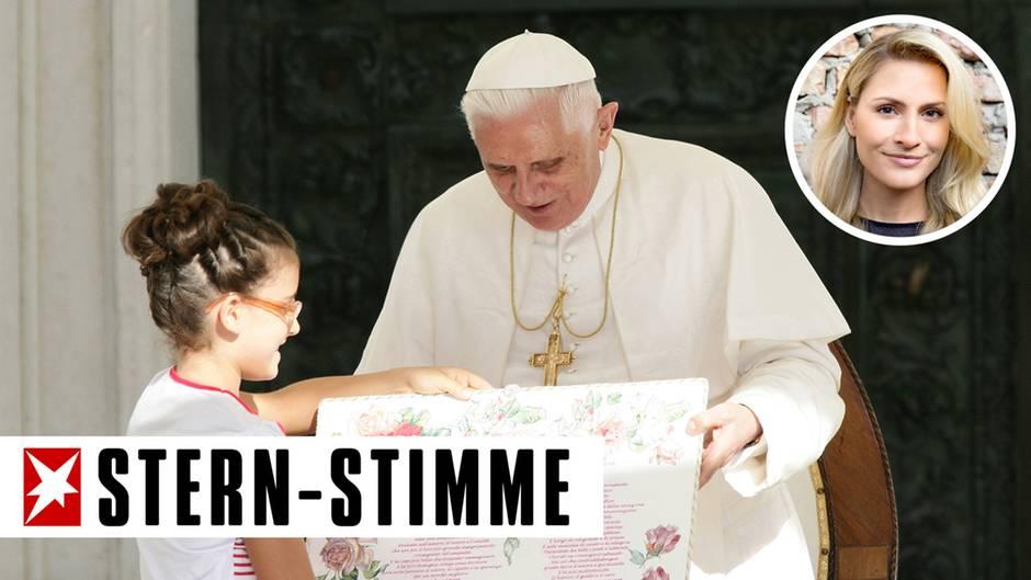 Auch wenn es zu diesem Moment nicht wirklich kam – für Mücke hat der Papst ein Wunder vollbracht