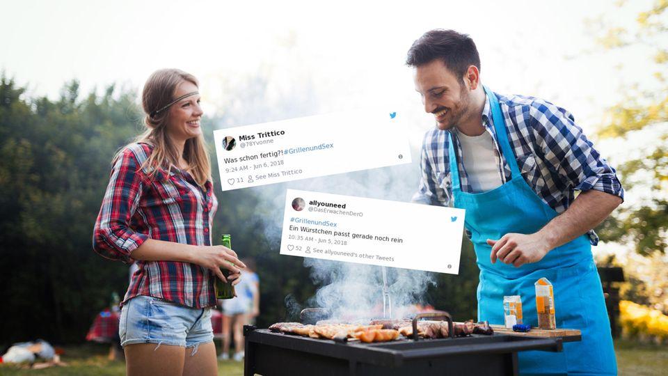 #grillenundsex: So versaut kann Grillen sein