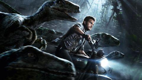 """Filmszene aus """"Jurassic World: Das gefallene Königreich"""""""