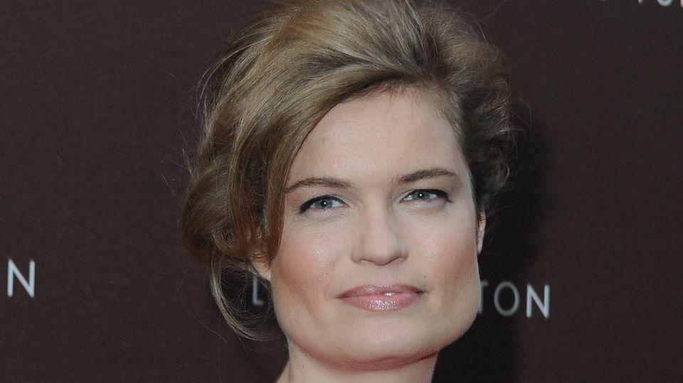 Sarah Biasini ist die Tochter von Romy Schneider