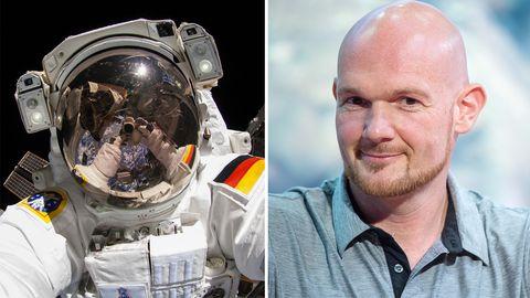 Alexander Gerst: 10 Geheimnisse über den deutschen Astronauten