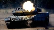 Der Leopard galt als bester Panzer seiner Ära - aber die neigt sich nun nun zu einem Ende.