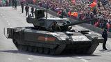 Vorserienmodell des T-14 Armata.