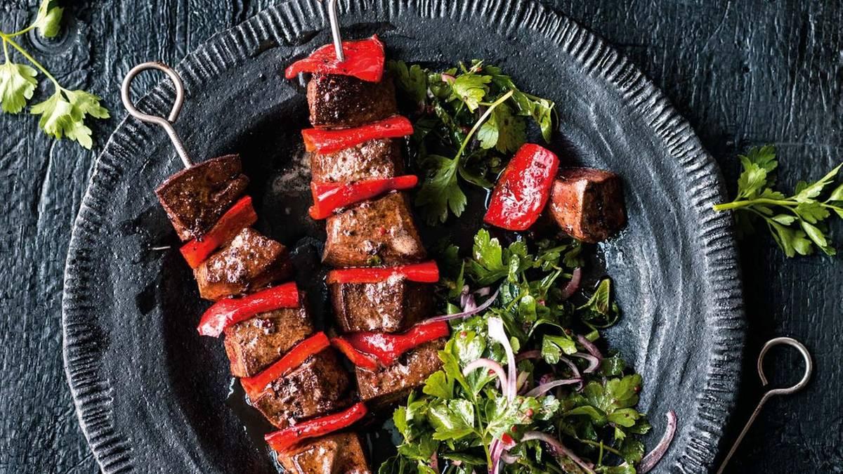Rezepte zum Nachkochen: Grillen Sie Innereien! Warum die Leber eine echte Delikatesse ist