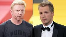 Boris Becker und Oliver Pocher werden in diesem Leben wohl keine Freunde mehr