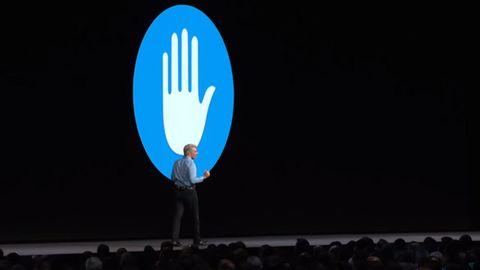 Apples Software-Chef Craig Federighi setzt die digitale Werbebranche unter Druck.