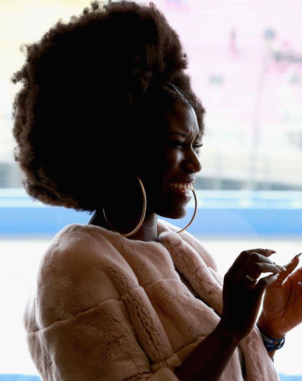 Bozoma Saint John war früher bei Apple, jetzt arbeitet sie beim Fahrdienst Uber.