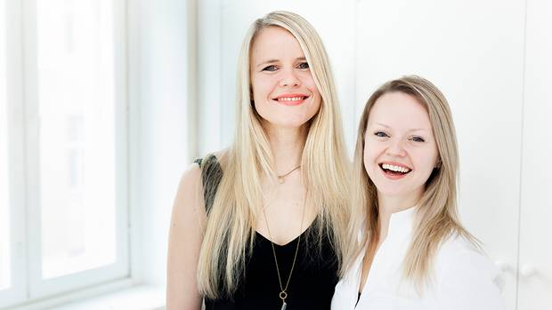 Nelli Lähteenmäki undNora Rosendahl aus Finnland entwickelten die enorm erfolgreiche YOU-App, die Menschen dabei helfen soll, durch kleine, realisierbare Handlungen ein gesünderes und besseres Leben zu führen. Die App wurde in Zusammenarbeit mit dem britischen Starkoch Jamie Oliver veröffentlicht.