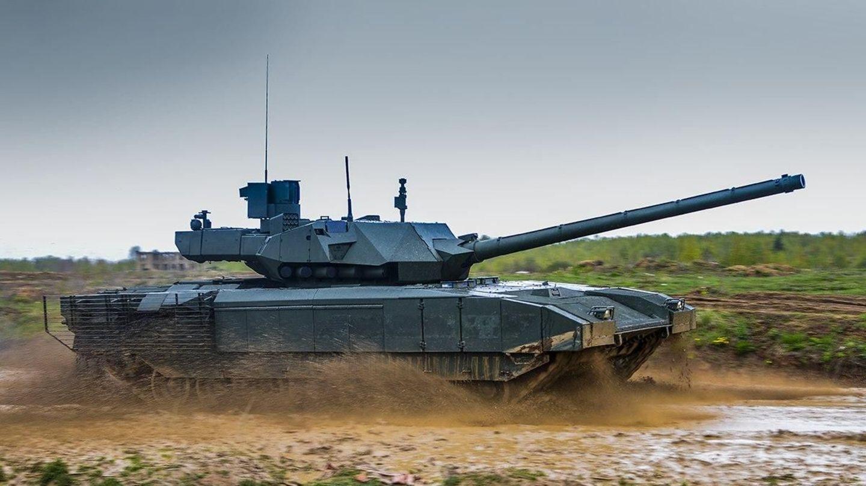 Der Leopard 3 muss den T-14 Armata übertreffen.