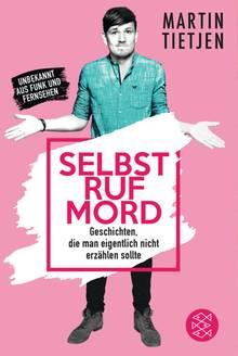 """Buchcover zu """"Selbstrufmord"""", erschienen im Verlag S. Fischer, 9,99 Euro"""