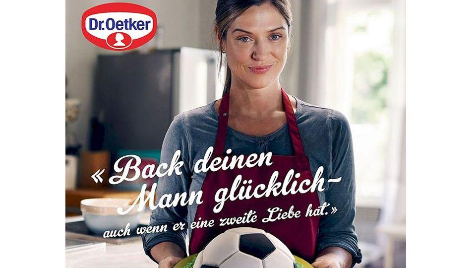 """""""Back deinen Mann glücklich"""": Sexistische WM-Kampagne? Dr. Oetker hat einen bemerkenswerten Konter parat"""