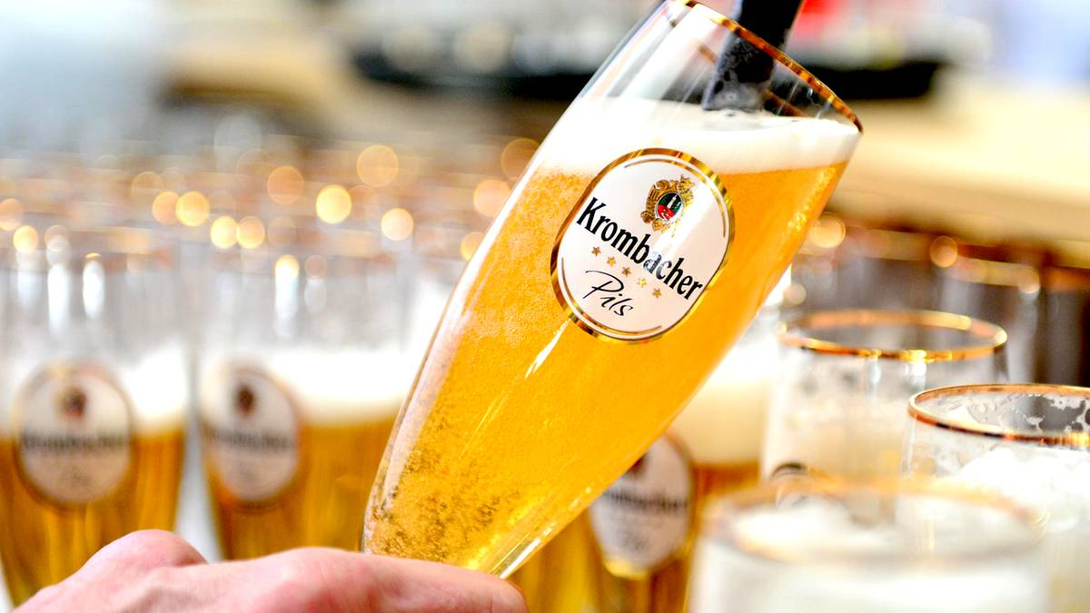 Nestle Krombacher