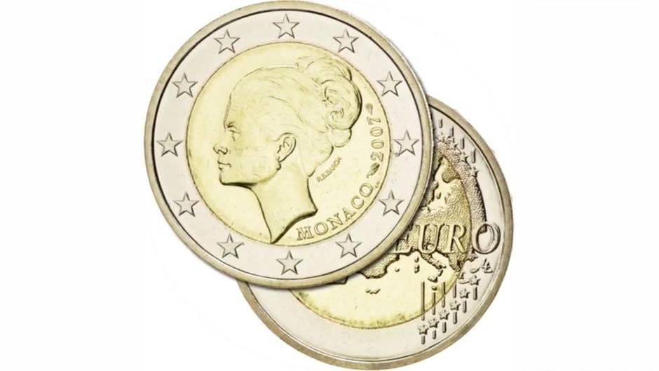 Münzprägung: Wenn Sie diese Prägung auf einer 2-Euro-Münze sehen, dann hat sie einen hohen Sammlerwert