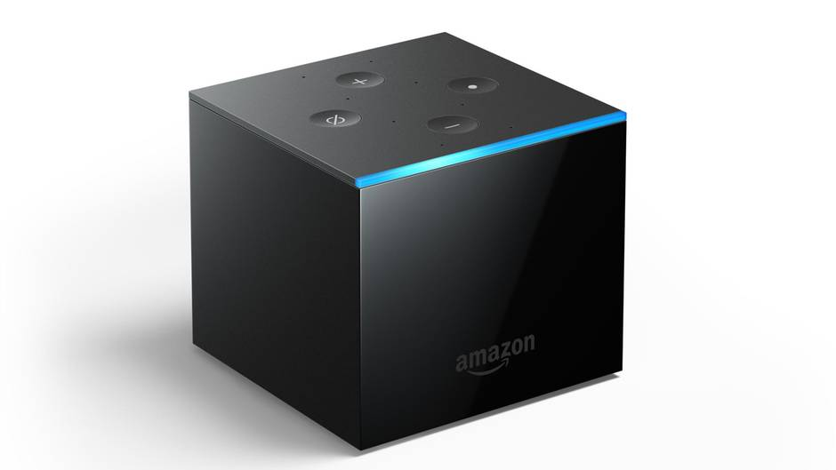 Amazon Fire TV Cube Alexa