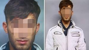 Der nach dem Mord an der 14-jährigen Susanna tatverdächtige Iraker Ali B.