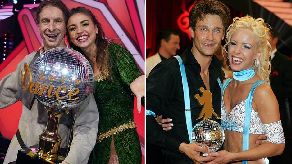 """RTL-Tanzshow: Von Ingolf Lück bis Wayne Carpendale: Alle Gewinner von """"Let's Dance"""""""